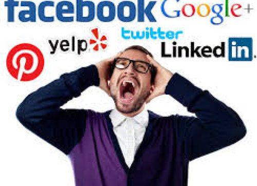 Las redes sociales pueden causar problemas mentales pero también predecirlos